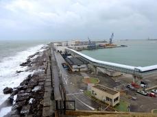 puerto tormenta