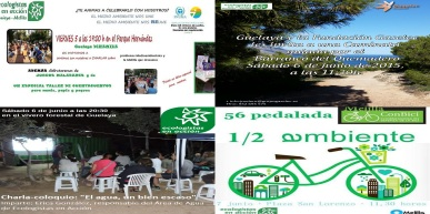 Semana del medio ambiente de Guelaya
