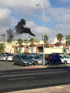 humo negro ENDESA
