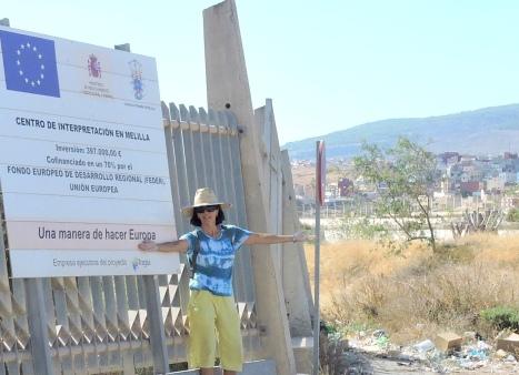 Rosa centro interpretación
