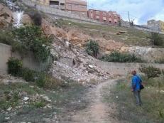 Basuras y escombros Río de Oro2