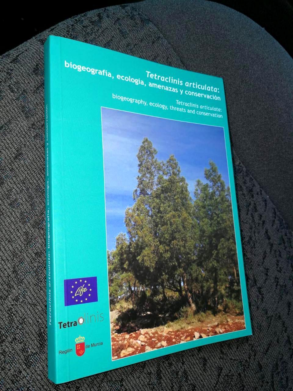 libro tetraclinis