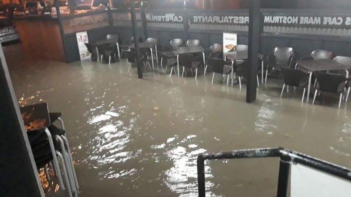 inundaciones octubre 2018 melilla