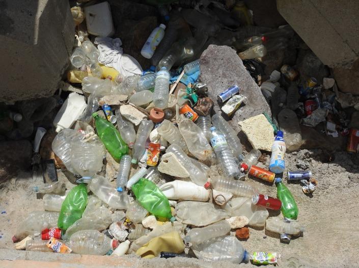 plásticos en Melilla