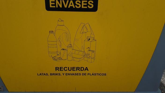 logo contenedor amarillo