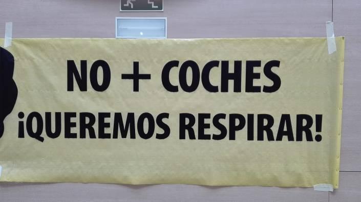 cartel cumbra social del clima cop25 madrid