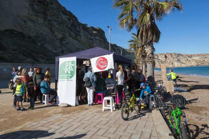 actividades de voluntariado en Melilla