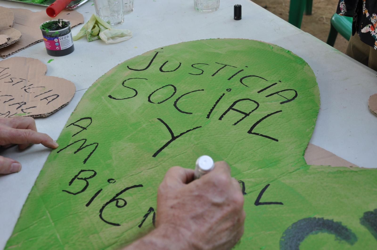 accion del 5J en Melilla